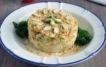 Салаты с шампиньонами и грецкими орехами: рецепты приготовления сытных блюд