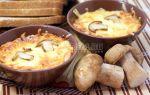 Как приготовить жульен из белых грибов: рецепты с фото, видео того, как правильно готовить блюдо