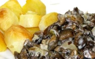 Как правильно жарить грибы: рецепты и блюда