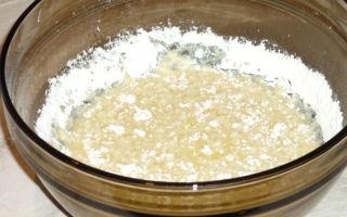 Тесто для пирога с грибами: рецепт, как сделать дрожжевое, песочное, жидкое заливное тесто