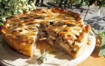 Начинки для пирогов с грибами: рецепты с курицей и мясом, картофелем и капустой