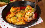 Постные голубцы с грибами: интересные рецепты