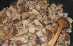 Вкусные блюда с грибами: фото, рецепты, технология приготовления