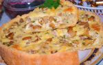 Пироги с лисичками: фото и рецепты приготовления выпечки с грибами из разных видов теста