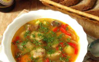 Постные грибные супы: фото и рецепты постных супов с грибами в домашних условиях