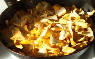 Как приготовить сушеные лисички: видео и рецепты приготовления сухих грибов вкусных блюд