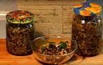 Вкусная икра из опят с чесноком на зиму: рецепты грибной закуски длительного хранения