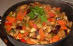 Кабачки с шампиньонами: фото, рецепты супов, салатов, овощного плова, тушеного рагу и других блюд
