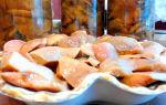 Приготовление рыжиков на зиму в банках горячим способом: рецепты засолки и маринования грибов
