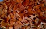 Начинка из рыжиков для пирогов, пирожков, перепечей: рецепты из свежих, соленых и замороженных грибов