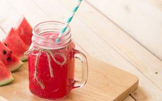 Компот из арбуза без стерилизации на зиму — вкусный рецепт с пошаговыми фото