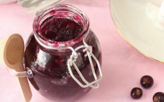 Простое варенье из красной смородины пятиминутка на зиму — простой рецепт от автора