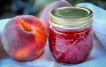 Компот из персиков с апельсинами на зиму — пошаговый рецепт с фото