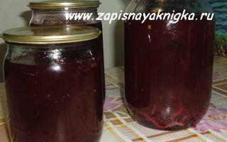 Густое желе из малины на зиму — рецепт приготовления с пошаговыми фото