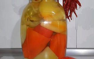 Перец маринованный на зиму — 5 рецептов пальчики оближешь с фото пошагово