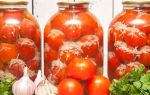 Сладкие помидоры, маринованные с чесноком на зиму — 5 очень вкусных рецептов с фото пошагово