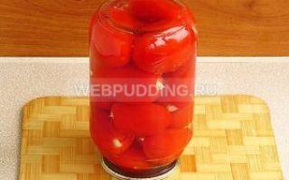 Фаршированные помидоры на зиму — 17 рецептов в банках с пошаговыми фото