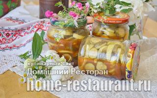 Кабачки на зиму — 285 рецептов лучших заготовок с пошаговыми фото