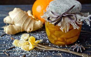 Джем из инжира на зиму — рецепт приготовления с пошаговыми фото
