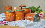 Салаты из овощей на зиму — 5 простых и вкусных рецептов заготовок с фото пошагово