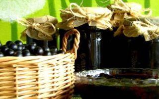Красная смородина, протертая в блендере без варки на зиму — простой пошаговый рецепт