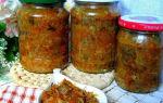 Салат с рисом без стерилизации на зиму — рецепт с пошаговыми фото