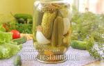 Огурцы нежинские на зиму — рецепт с пошаговыми фото
