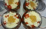 Зеленые помидоры с чесноком на зиму — 5 рецептов пальчики оближешь с фото пошагово