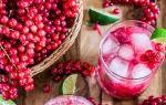 Красная смородина на зиму — 139 рецептов лучших заготовок с пошаговыми фото