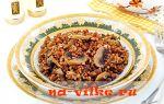 Шампиньоны с гречкой: фото и рецепты приготовления блюд в мультиварке, духовке и на плите