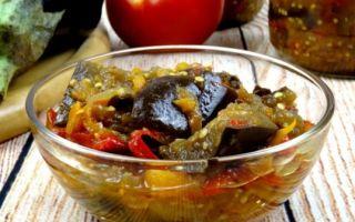Лечо на зиму с томатной пастой — простой пошаговый рецепт