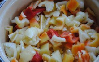 Баклажаны без помидоров на зиму — рецепт с пошаговыми фото