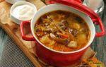 Рассольник с перловкой, огурцами и томатной пастой на зиму — 9 рецептов в банках с пошаговыми фото