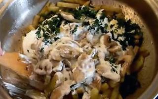 Как вкусно приготовить шампиньоны на сковороде: фото, рецепты приготовления грибов для начинающих кулинаров