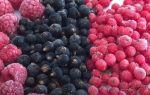 Красная смородина без варки в морозилке на зиму — простой пошаговый рецепт