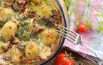 Как приготовить грибы лисички с картошкой в сметане: рецепты приготовления вкусных блюд
