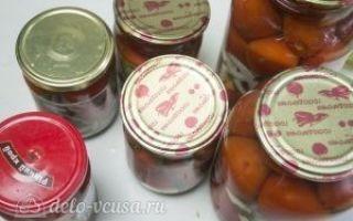 Маринованные помидоры с луком и морковью на зиму — рецепт с пошаговыми фото