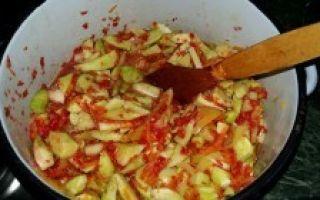Лечо с огурцами на зиму — 17 рецептов самых вкусных с пошаговыми фото