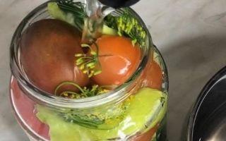 Ассорти из огурцов и помидоров на зиму — 33 рецепта заготовок в банке с пошаговыми фото