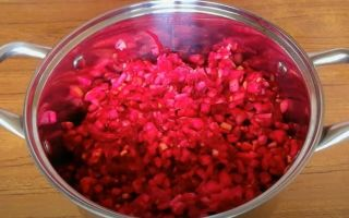 Икра из красной свеклы на зиму — рецепт приготовления с пошаговыми фото