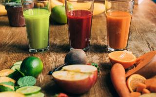 Овощной сок через соковыжималку на зиму — рецепт с пошаговыми фото