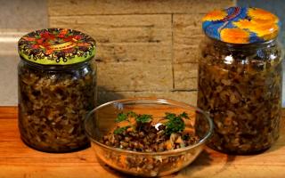Как приготовить икру из опят на зиму: пошаговые рецепты, видео приготовления вкусной закуски