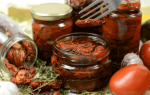 Вяленые помидоры на зиму — 5 пошаговых рецептов с фото