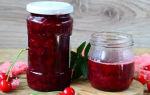 Варенье из вишни без косточки на зиму — 5 простых рецептов с фото пошагово
