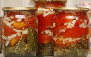 Огурцы и помидоры в желатине на зиму — рецепт с пошаговыми фото