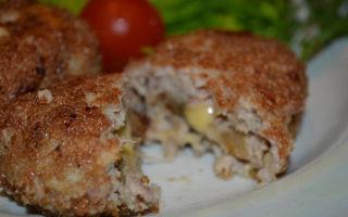 Вкусные котлеты и зразы с грибами: рецепты, фото, как приготовить грибные котлеты и зразы