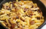 Жареная картошка с грибами: фото, пошаговые рецепты, как приготовить вкусные и аппетитные блюда