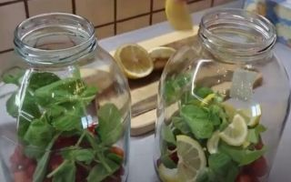 Компот из клубники на зиму на 3-х литровую банку — 5 рецептов с фото пошагово