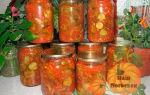Огурцы в томатной заливке на зиму — 60 рецептов обалденных огурцов в банках