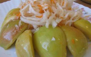 Квашеная капуста с яблоками антоновка на зиму — простой пошаговый рецепт